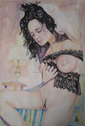 Nude'Katie8' by XSTAMX