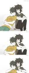 I Fell Asleep by ikimaru-art
