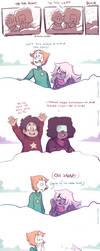 Snowball fight by ikimaru-art
