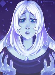 Blue Diamond by ikimaru-art