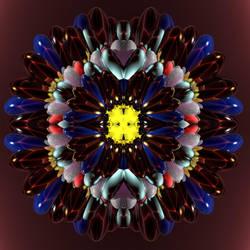 Steel Flower by archizero