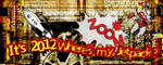 Happy 2012 by archizero