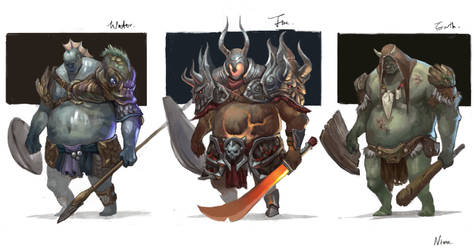 Giant Concepts by Niamstudio