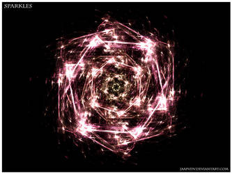 Sparkles by JaapvdV