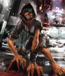 Huntress: Left4Dead by ALF874