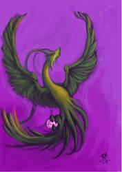 Air Dragon by Vyoma