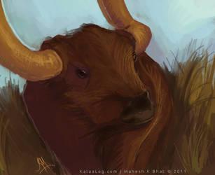 Bull by Vyoma