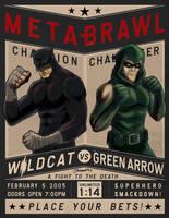 Wildcat vs. Green Arrow by jaisamp