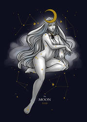 Moon Tarot by jaisamp