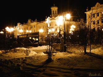 Winter Magadan by HecateAn