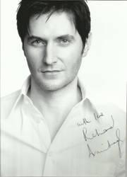 Richard Armitage Autograph by Smoke-Violin