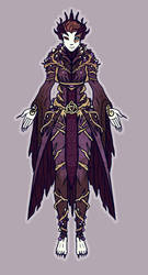 Faerie Queen Moira by spectre-draws
