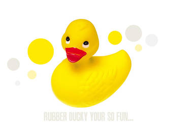 Rubber Ducky - Random Series by uselesslove