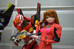 With the Evangelion 2 by doller98-TAKA