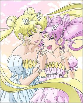 Princesses by SMeadows