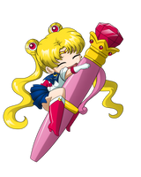 Sailor Moon Transformation Pen by SMeadows