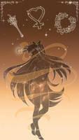 Sailor Venus Lockscreen by SMeadows
