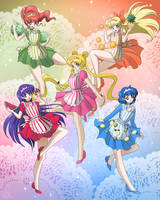 Fruit Senshi by SMeadows