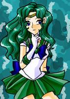 Sailor Neptune by SMeadows