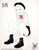 16. Smile by MarcelaMorgon