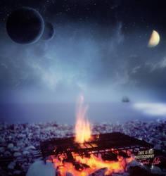 Galactic BBQ by Gran2rismo