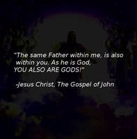 Our Father Who Art In YOU by paradigm-shifting