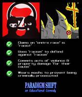 ANTIFA KKK Comparison by paradigm-shifting
