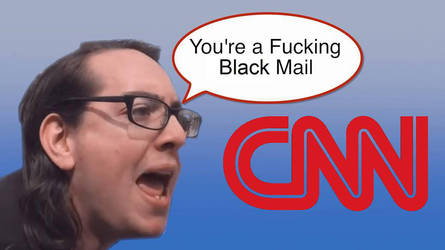 You're A Fucking Black Mail by paradigm-shifting