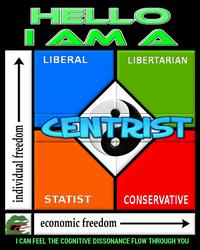 Hello I Am A Centrist by paradigm-shifting