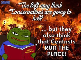 Centrist Satans by paradigm-shifting