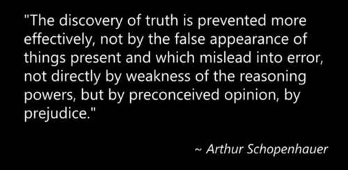 The Discovery Of Truth by paradigm-shifting