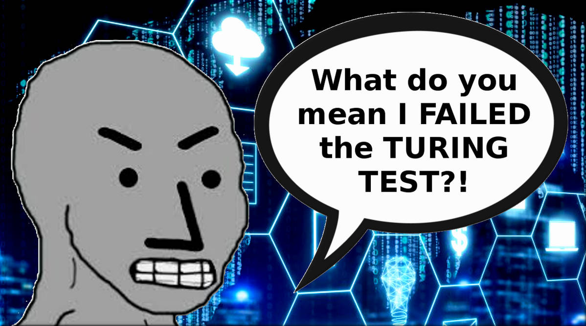 NPC Failed Turing Test by paradigm-shifting