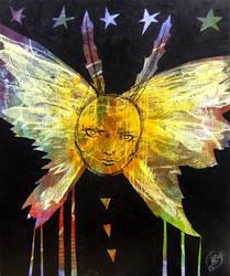 Midnight Moth by zyphryus