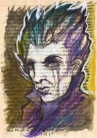 The Dark Dreamer by zyphryus