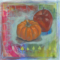 Seven Spade Pumpkin by zyphryus