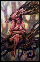 Root Mother by zyphryus