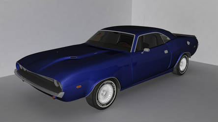 Muscle Car by mcarthur17