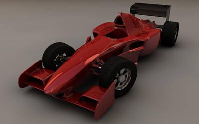 Formula 1 Render - By a Friend by mcarthur17