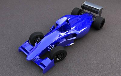 Formula 1 Render 2 by mcarthur17