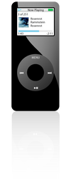Ipod Nano by mcarthur17