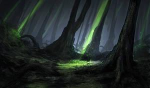 lightbeams by llRobinll