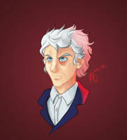 A Time Lord's Glare by Shantella
