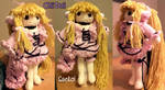 Chii (Elda) Doll by Saekoi