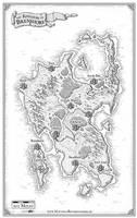 Brenshore Map by artbymatthew