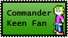 Commander Keen Stamp by naits7