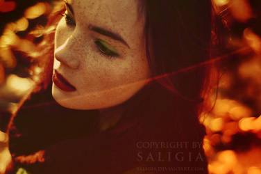 fall whispers by JuliaDunin