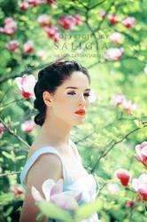 Magnolia III by JuliaDunin