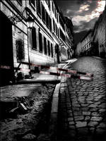 Since my city is so grey by JuliaDunin