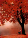 under_red_tree by JuliaDunin