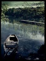 forgotten boat by JuliaDunin